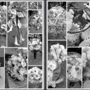 Bouquet mariée mariage valenciennes Anzin nord Hainaut valenciennois fleurs fleuriste hé fleur et moi le Quesnoy Saint amant Denain